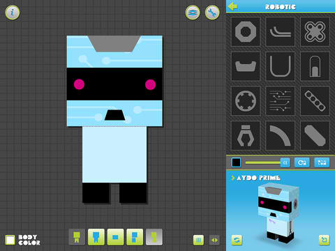 Create your own paper critters with this new papercraft for Create and craft app