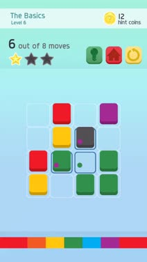 You Need to Know Your Colors to Solve the Puzzles of Spectrum 6